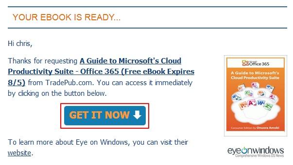 Terbatas! Download Panduan Lengkap Microsoft Office 365 Secara Gratis (Normalnya $12.95)