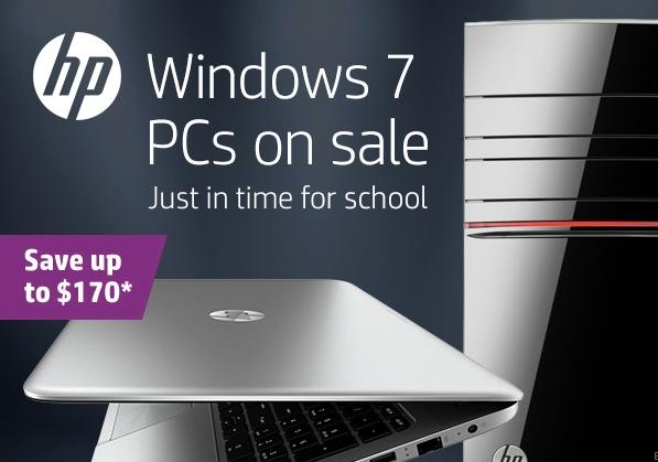 Hewlett Packard (HP) Lebih Memilih Windows 7 Daripada Windows 8