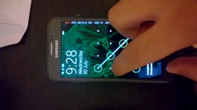 Ada Pattern Lock Ala Android di Live Lock Screen Windows Phone 8.1