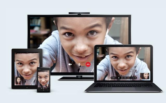 Wow..Fitur Group Screen Sharing Skype Sekarang Gratis (Dulu Berbayar)!