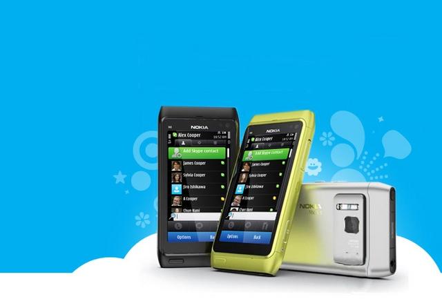 Skype untuk Symbian Dimatikan Juga, Goodbye!
