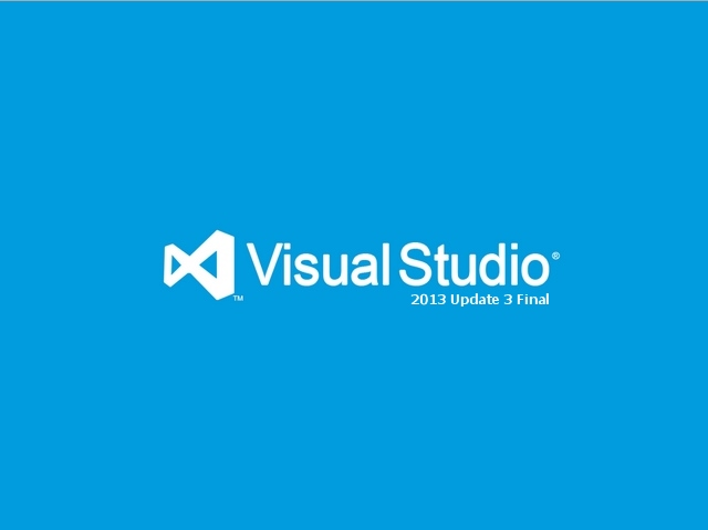 Hello Developer, Visual Studio 2013 Update 3 Final Sudah Dirilis!