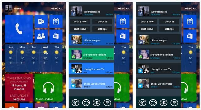 Wow..Windows 9 ARM Bisa Digunakan di Tablet Maupun Windows Phone!