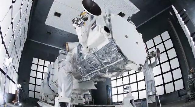 Satelit WorldView-3 Siap Diluncurkan, Resolusi Bing dan Google Maps Bakal Lebih Jelas