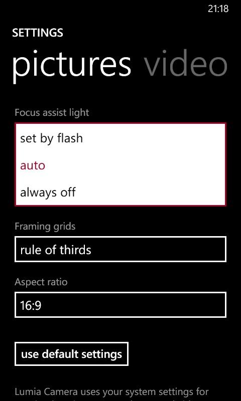Assist Flash
