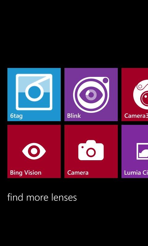 Fitur Bing Vision