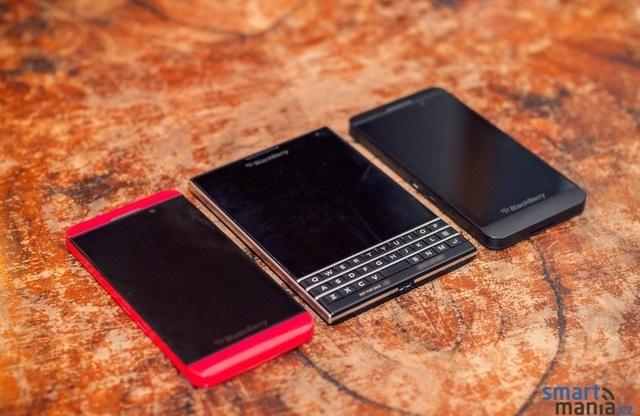 BlackBerry Belum Menyerah, Inilah Fitur dan Spesifikasi BlackBerry Passport