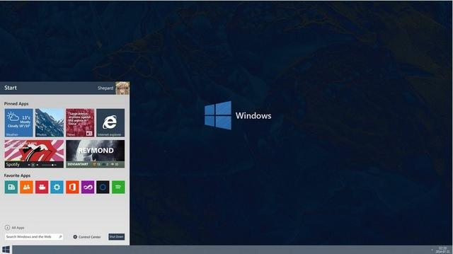 Inilah 10 Konsep Desain Windows 9 yang Luar Biasa Keren