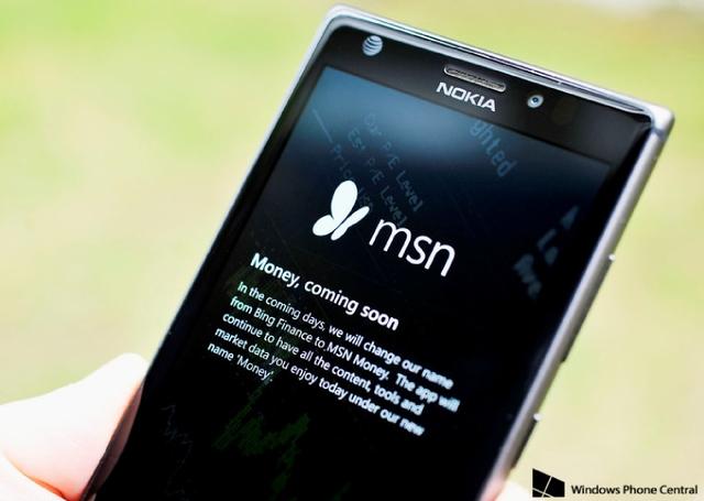 Duh..Bing Apps Akan Berubah Nama Menjadi MSN Apps