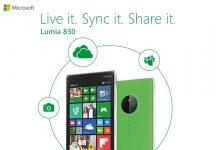 Lumia 830 Singapore