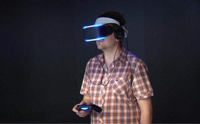 Sony Morpheus Segera Dirilis, Nge-Game Bakal Jauh Lebih Nyata!