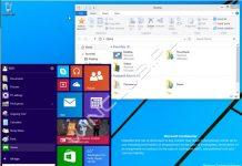 Tampilan Windows 9 Build 9821 Muncul Ke Publik