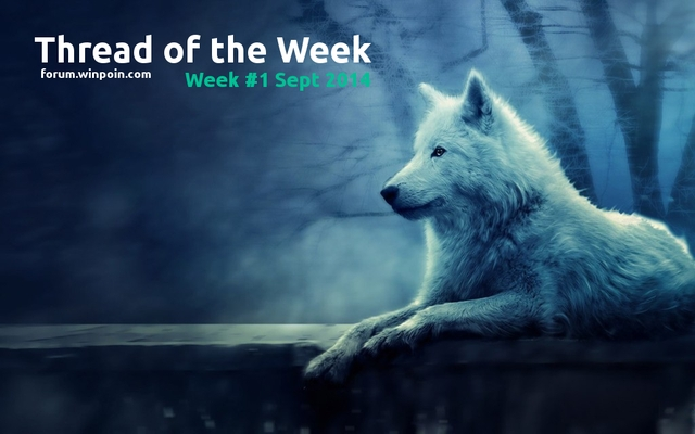Inilah 10 Thread Forum Terbaik Periode Minggu Pertama September 2014
