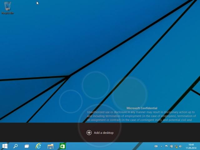 Inilah Tampilan Windows 9 Preview Beserta Setiap Fitur Barunya!