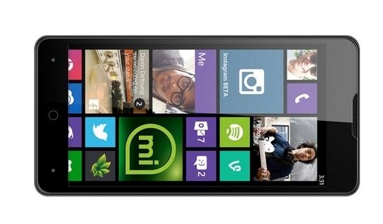 Inilah Yezz Billy 4.7, Windows Phone Paling Tipis di Dunia