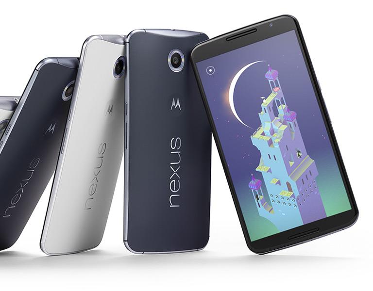 Bekerja Sama dengan Motorolla Google Merilis Nexus 6