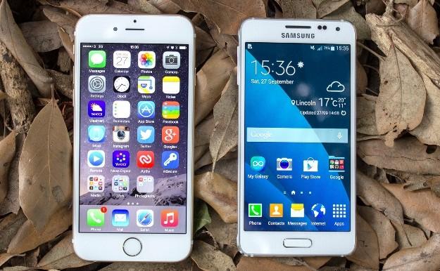 Samsung Rilis Smartphone untuk Saingi iPhone 6