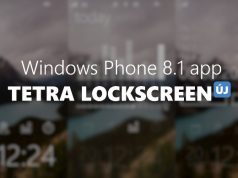 Tetra Lockscreen
