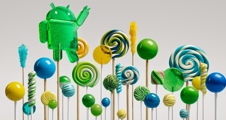 Google Merilis Android 5.0 Lollipop