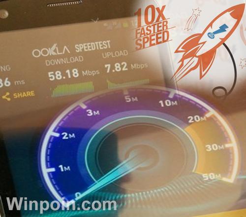 Kecepatan Bolt