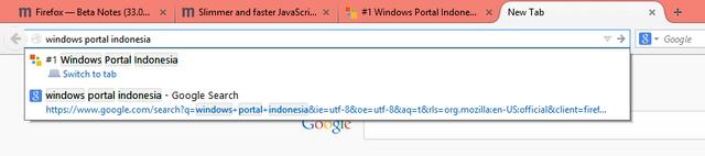 Wow..Firefox 33 Sudah Dirilis, Ayo Update! (+Review)