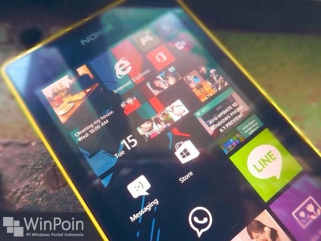 Ada Update Windows Phone Store dan Apps MSN