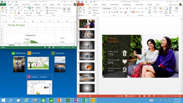 Windows 10 Technical Preview untuk Enterprise Sudah Dirilis