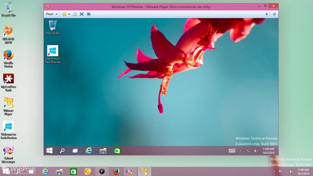 Cara Install Windows 10 Preview di VMware (Beserta Gambar)