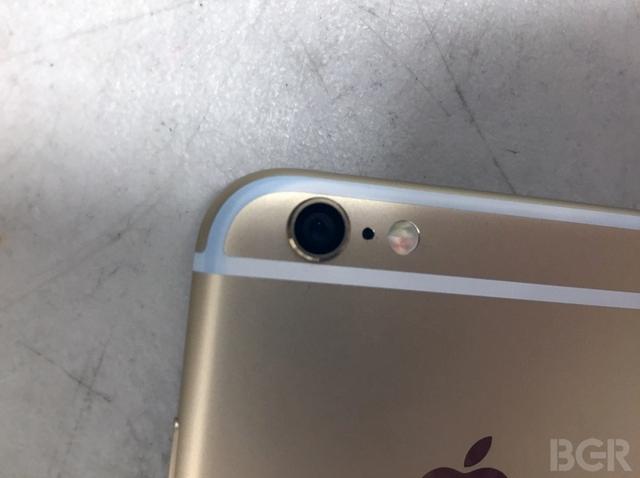 Duh..Selain Mudah Bengkok, iPhone 6 Ternyata Juga Mudah Terkelupas