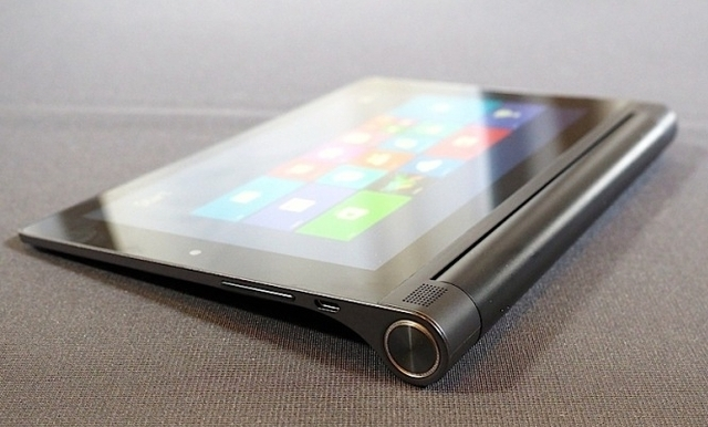Lenovo Yoga Tablet 2 Pro: Tablet Windows yang Dilengkapi dengan Proyektor