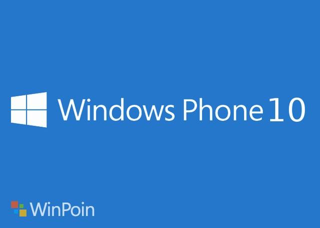 Windows 10 Akan Menjadi Generasi Penerus dari Windows Phone