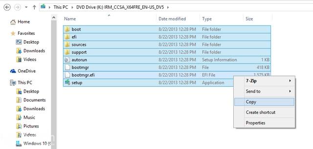 Cara Membuat Bootable USB Windows Tanpa Software Apapun