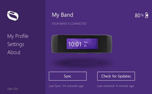 Ternyata Smartwatch Itu Dinamakan Microsoft Band, Inilah Spesifikasinya!