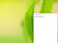 Cara Menampilkan Notification Center di Windows 10 Preview