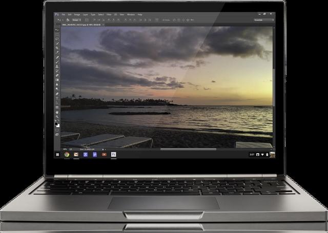 Setelah Android Apps, Kini Adobe Photoshop Juga Dihadirkan ke Chromebook