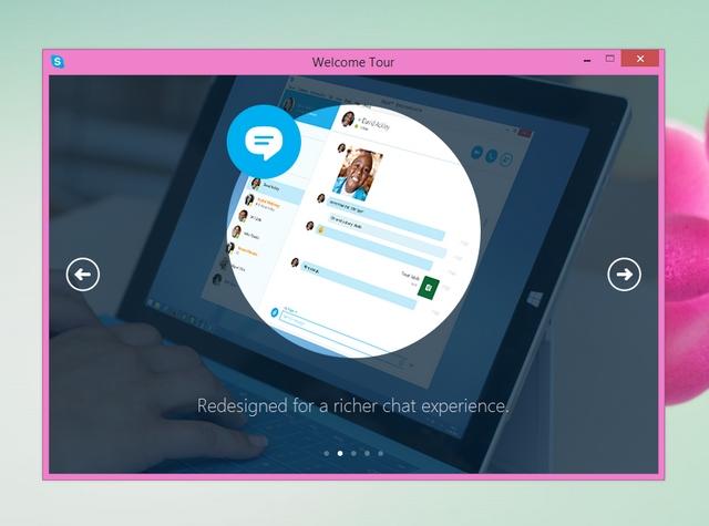 Skype untuk Windows Sudah Diupdate dengan Fitur dan Tampilan Baru