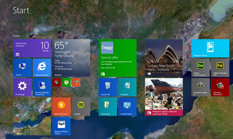 Paten Live Tile Datang Dari Surfcast, Microsoft Tak Mau Bayar Royalti