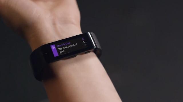 Inilah Video yang Menunjukkan Fitur dan Kecanggihan Microsoft Band