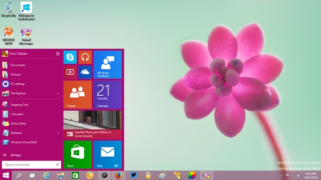 41% Pengguna Menginstall Windows 10 di Desktop