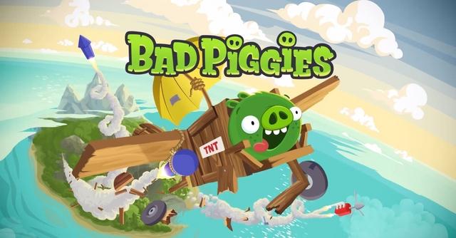 Game Angry Bird Seasons dan Bad Piggies Gratis Untuk Windows Phone