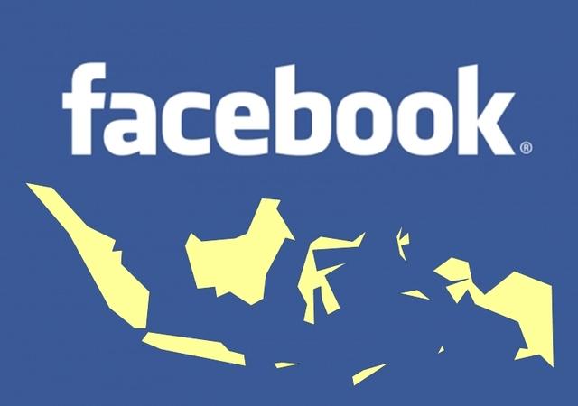 Indonesia Masuk Top-10 Negara Paling Suka Facebookan di Dunia
