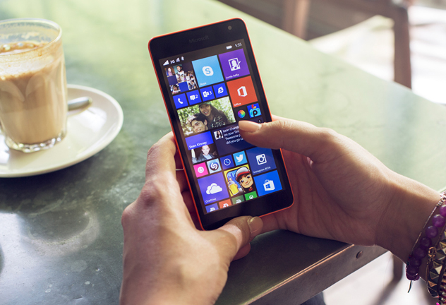 Microsoft Rilis Video Official Hands-on Lumia 535