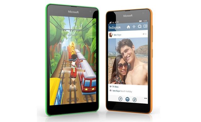 Inilah Detail Spesifikasi Microsoft Lumia 535