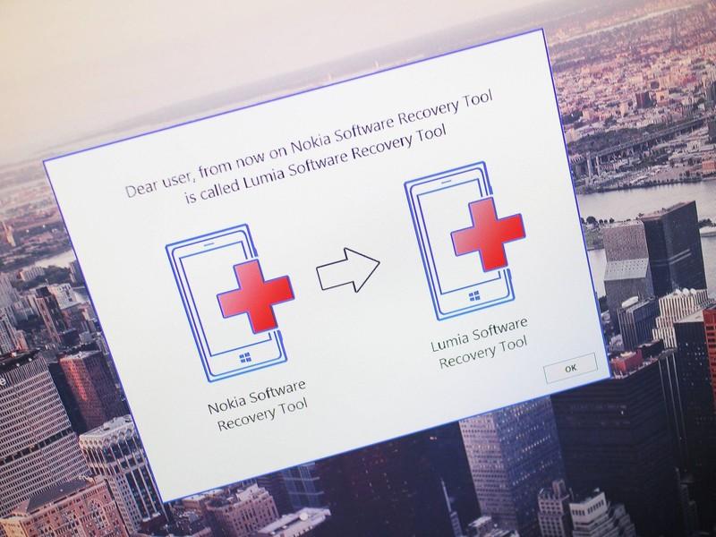 Kini Giliran Nokia Software Recovery Tool Ganti Nama Jadi Lumia