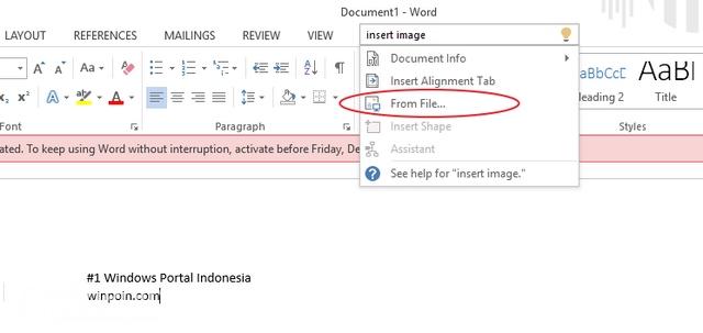 Inilah Fitur di Microsoft Office 16 (Review Eksklusif)