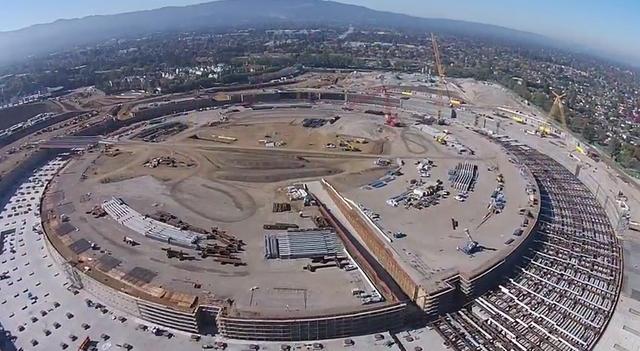 """Inilah Kemegahan Konstruksi Apple Campus 2, Sang """"Colloseum Roma Modern"""""""