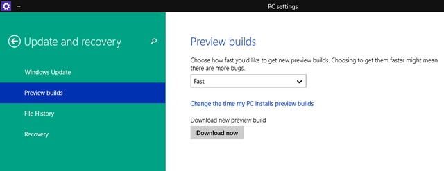 Windows 10 Preview Build 9879 Sudah dirilis, Ayo Update!