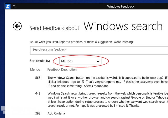 Inilah 16 Fitur Baru di Windows 10 Preview Build 9879