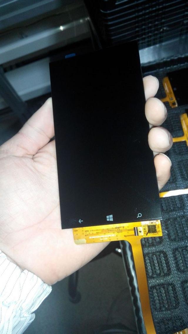 Mungkinkah Ini Lumia 5 Inch dengan Desain yang Dirombak Total?
