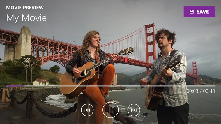 Download Movie Creator untuk Windows 8.1